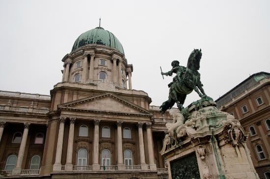 Galeria Nacional Húngara (Magyar Nemzeti Galeria)