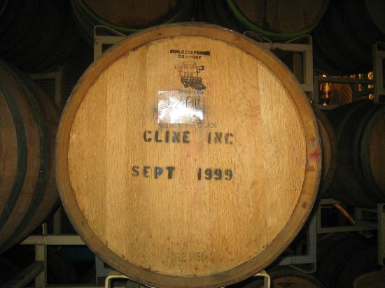 The San Francisco Sightseeing Company: Cline, Sonoma Valley