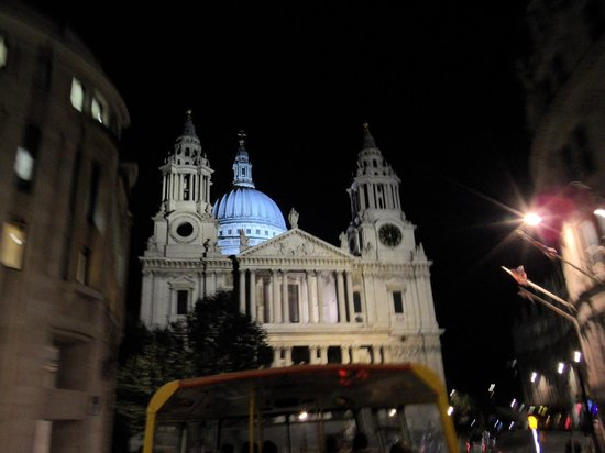 See London By Night: St Paul's