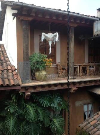 Hotel Casa Encantada: Un Hotel B&B muy cómodo y Bueno