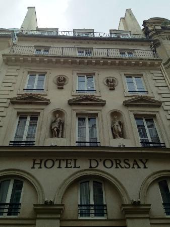 Hotel d'Orsay - Esprit de France: Hotel d'Orsay