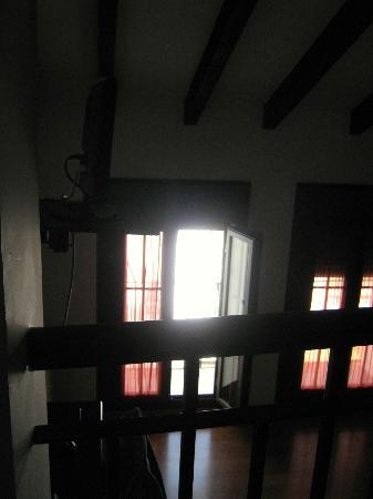 Santa Ana Hostal: Amplia y ventilada