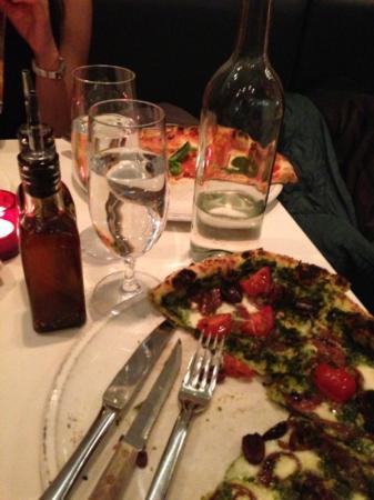 Nicli Antica Pizzeria: dinner