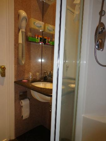 Hotel Star: Banheiro