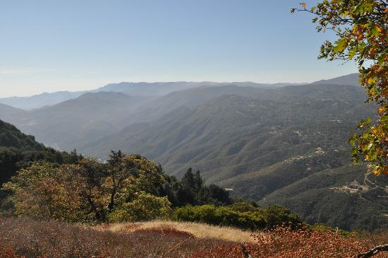 Volcan Mountain Wilderness Preserve: Lovely view