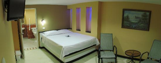 Hotel Casa D'mer Taganga : Habitación Movilidad Reducida