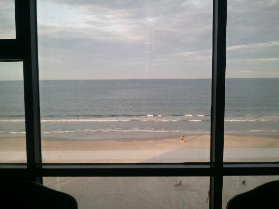 Oceanside Inn: View from room.