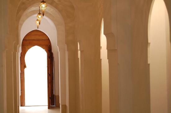 Riad Snan13: Entrada