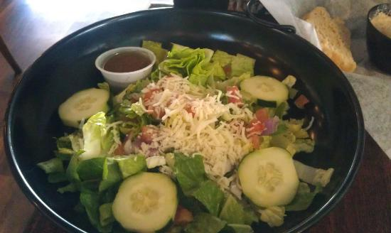Mudhook Brewing Company: A generous salad