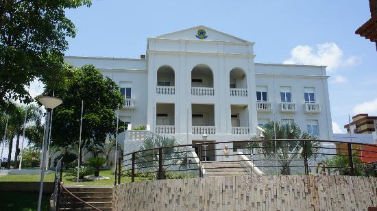 Porto Velho, RO: Palácio Getúlio Vargas