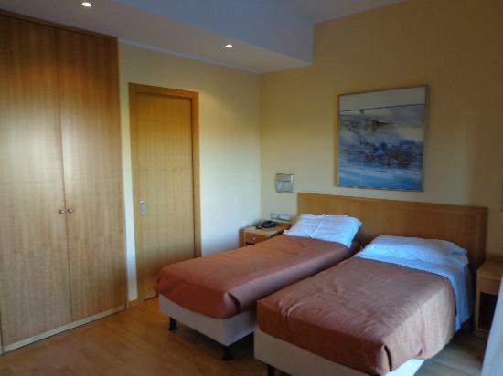 Hotel Verona: Quarto