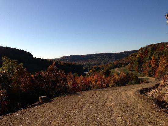 Horseshoe Canyon Ranch: Family fun. Enjoy fall colors too!