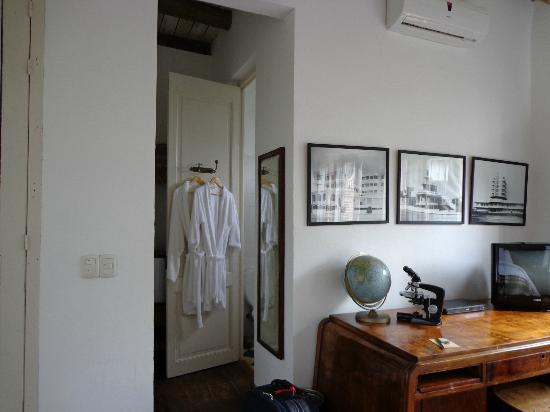 Casa Zinc: decoración de la hab