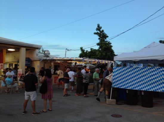 Ziggy's Island Market: octoberfest 2012- good times