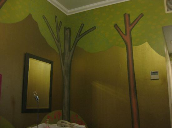 Pallas Athena Grecotel Boutique Hotel : More trees!