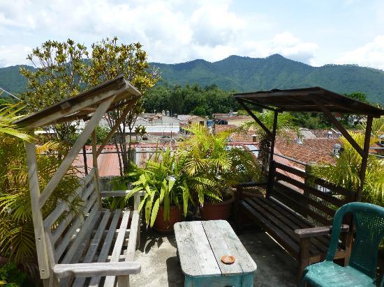 Hotel Casa Cristina: Stunning rooftop deck