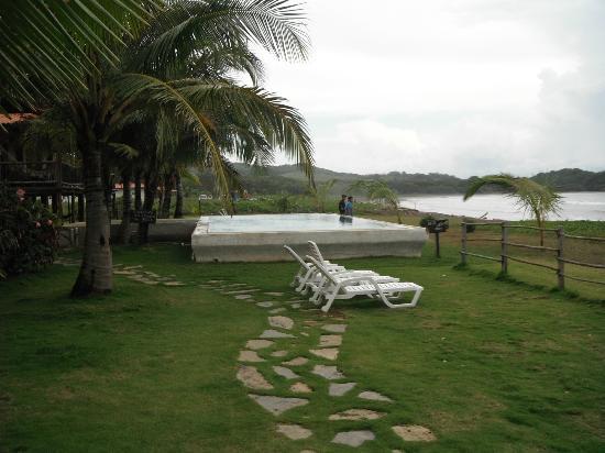 El Sitio Playa Venao: El Sitio Hotle Beach Front Pool