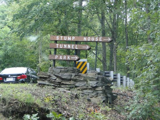 Stumphouse Mountain Tunnel