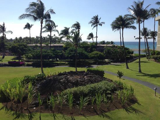 Waikoloa Beach Marriott Resort & Spa: Our ocean view room