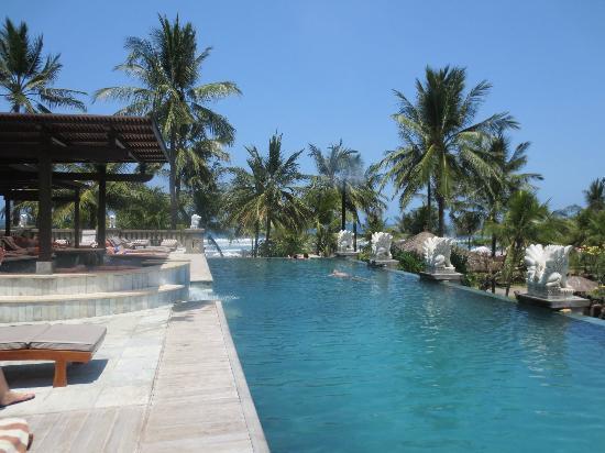 Bali Mandira Beach Resort & Spa: Top Pool