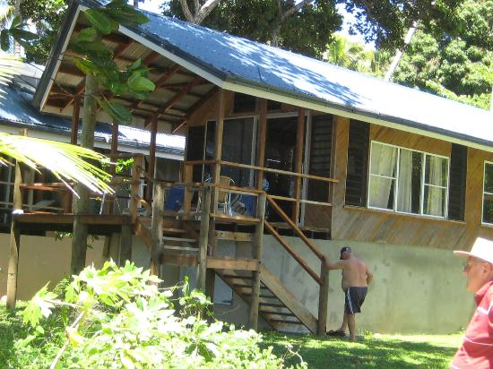 Safari Island Lodge: Our unit