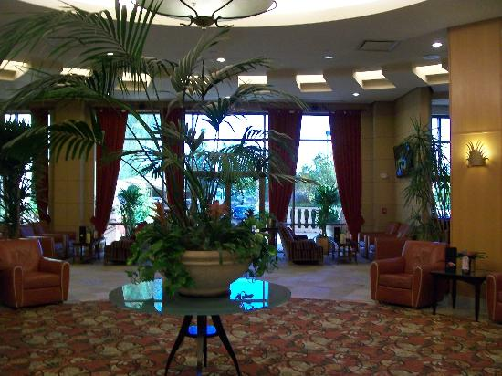 Phoenix Airport Marriott : Lobby Area