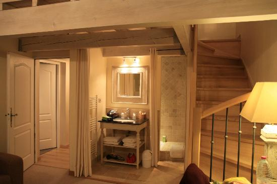 Le Moulin Vieux: Loft #2 Bathroom