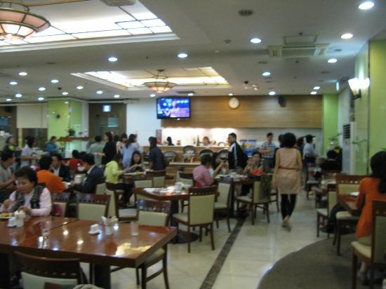 Ohmok-Gyo Co-op Residence : 餐廳