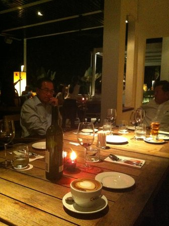 Da Paolo BistroBar: Relaxed atmosphere