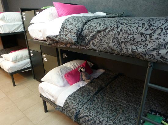 Hostal La Buena Vida: Comfy beds