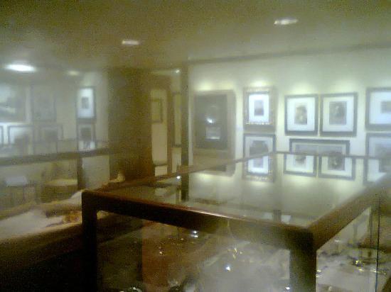 Gamma de Fiesta Americana Monterrey Gran Hotel Ancira: Mini-museo de los 100 años del Gran Hotel Ancira