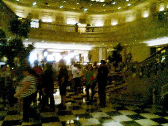 Gamma de Fiesta Americana Monterrey Gran Hotel Ancira: Lobby del Gran Hotel Ancira 100 años