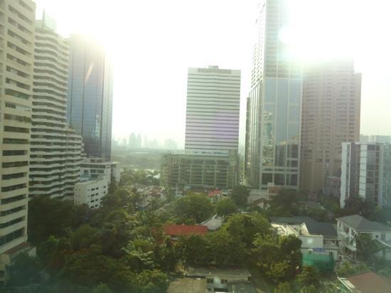 Rembrandt Hotel Bangkok: view