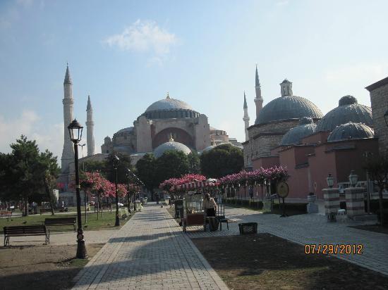 Blue House Hotel: Hagia Sophia