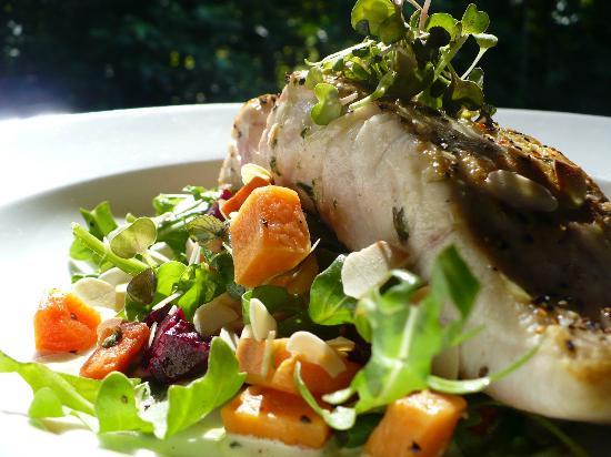Whet Restaurant: Wild Local Barramundi Fillet