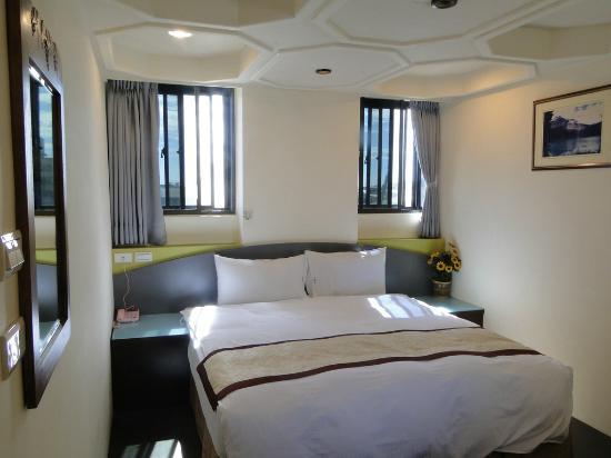 Lienfook Hostelry Hualien: 客房乾淨舒適
