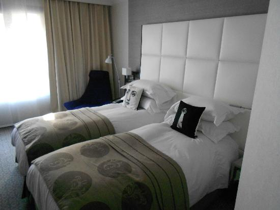 Sofitel Brussels Le Louise: Superior room