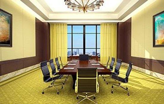 Crimson Hotel Filinvest City, Manila: Meeting Room