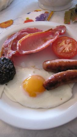Prague House: Irish Breakfast