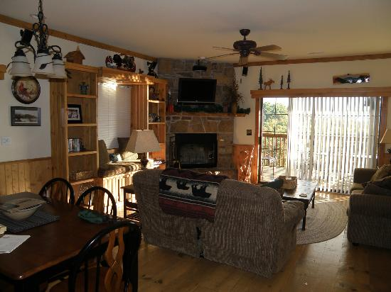 Village At Indian Point: Living area