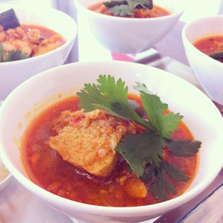 Campur Asia: Indian Chicken Curry