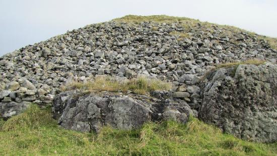 Loughcrew Megalithic Cairns: Back or larger