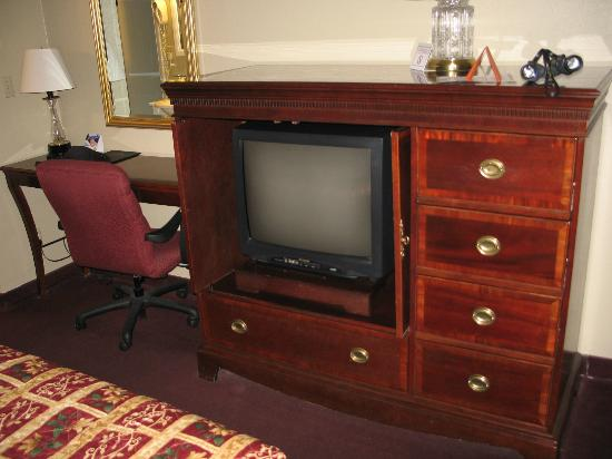 Days Inn Montrose: Entertainment unit