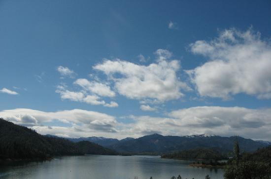 Shasta Lake Bridge Bay