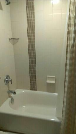 Hyatt Place Cranberry: shower