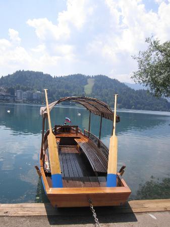 Pr Povsin: Lake Bled