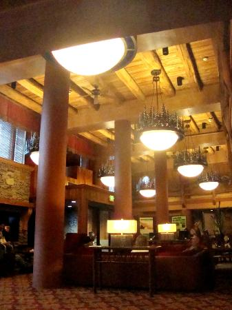 Seven Springs Mountain Resort: Hotel Lobby