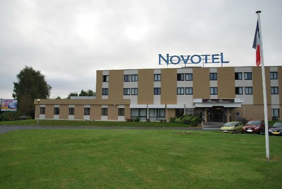 Novotel Bayeux : Hotel