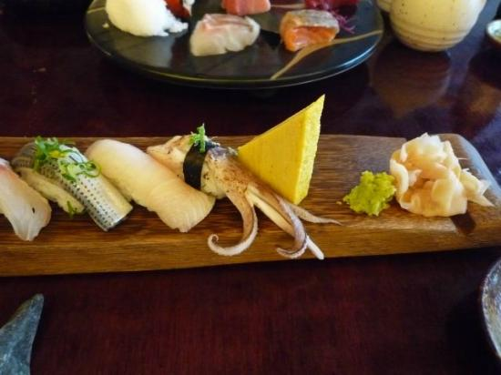 Miyake: omakase sushi2