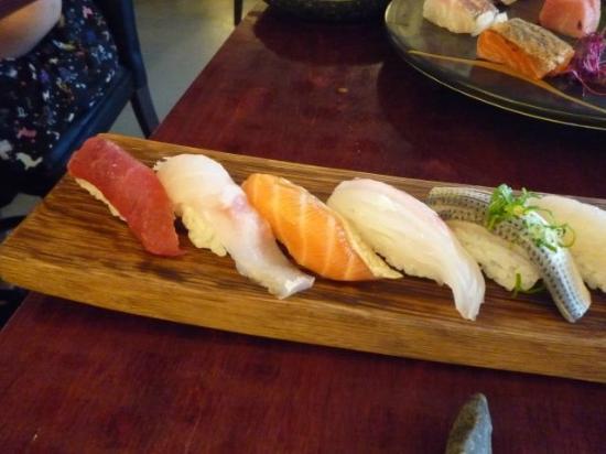 Miyake: Omakase sushi